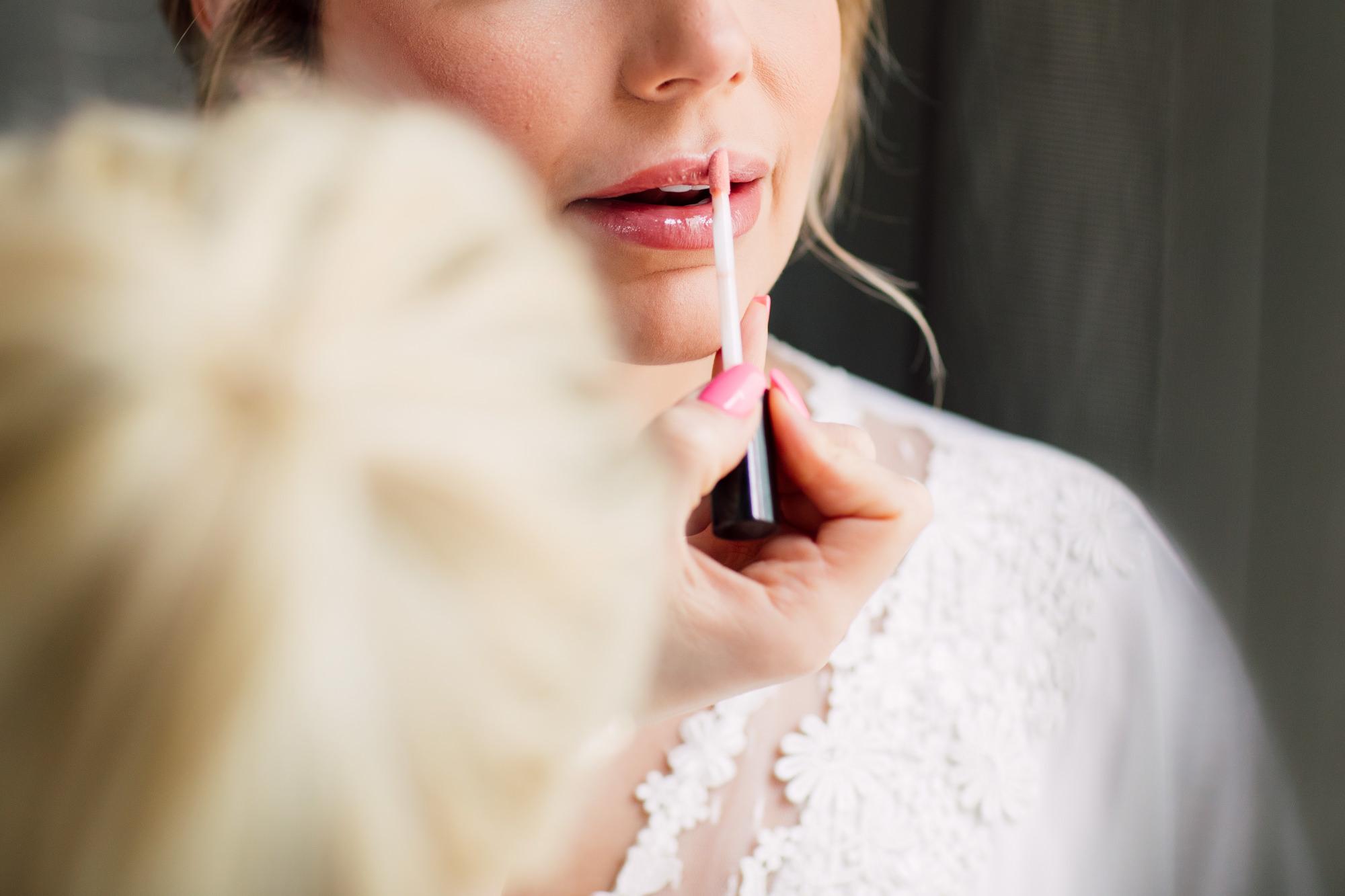 nicole grittani bridal makeup