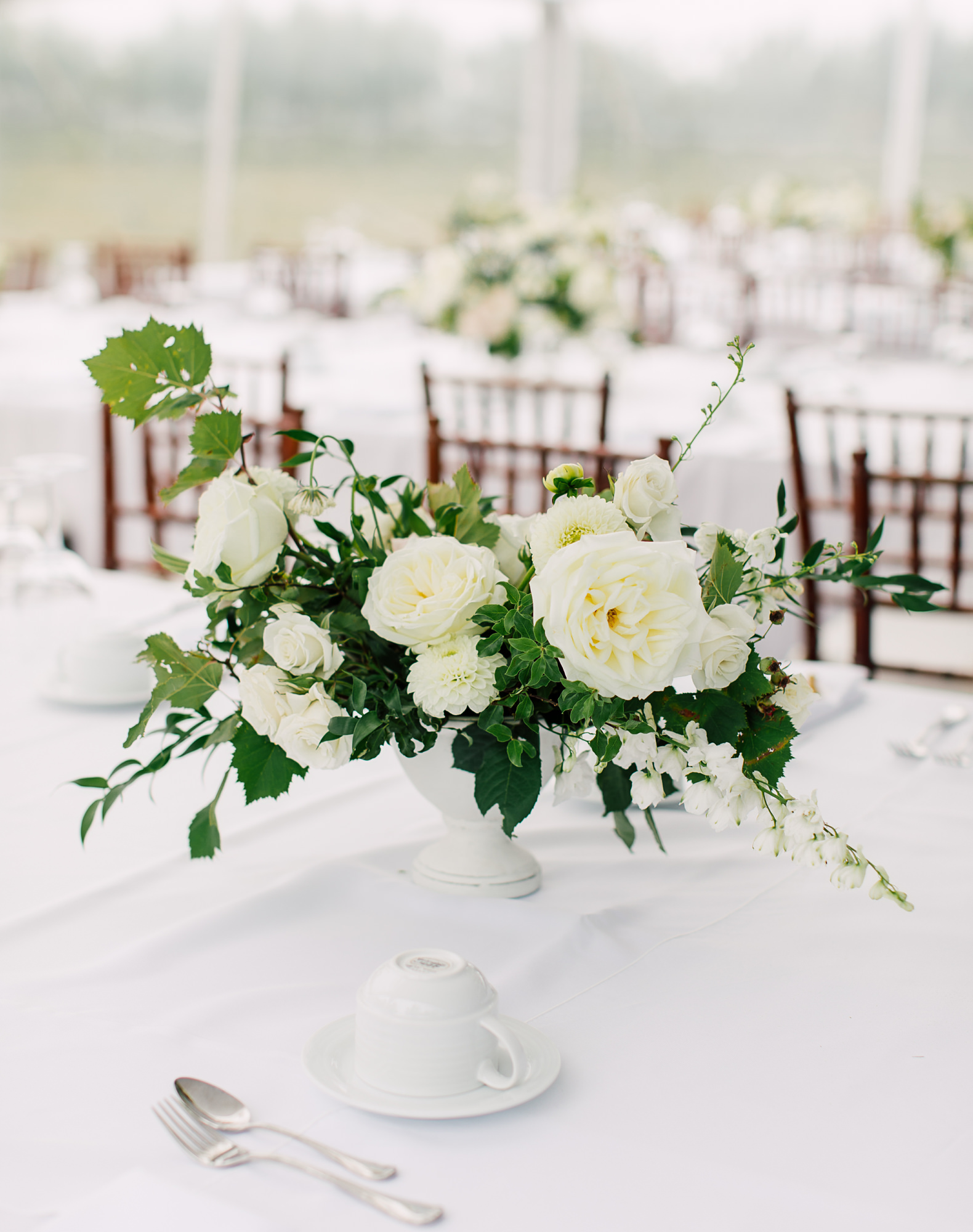 bloom & co wedding table