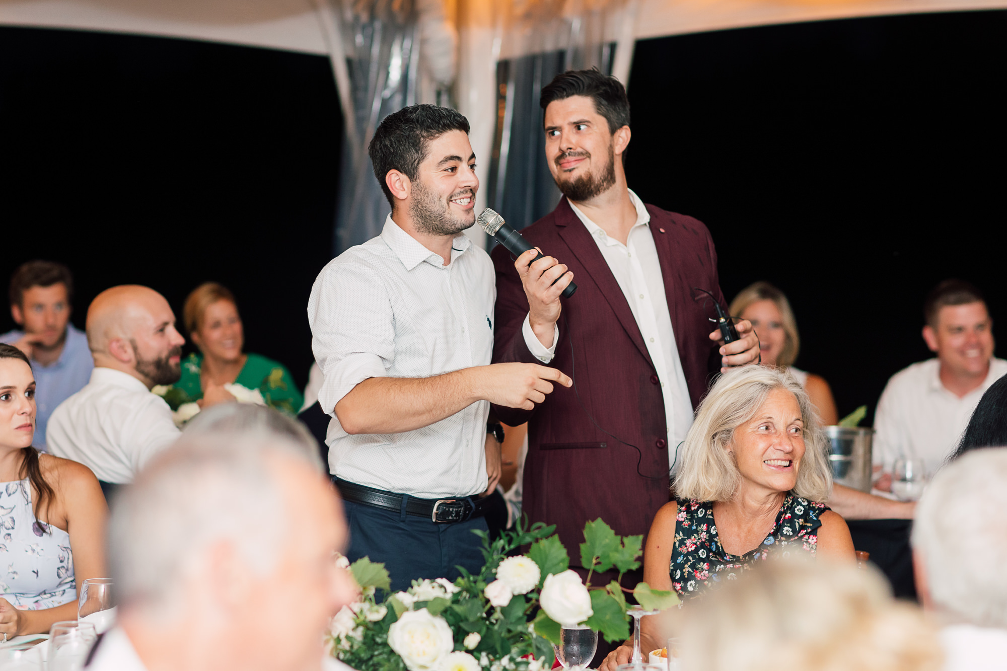 wedding guest speech