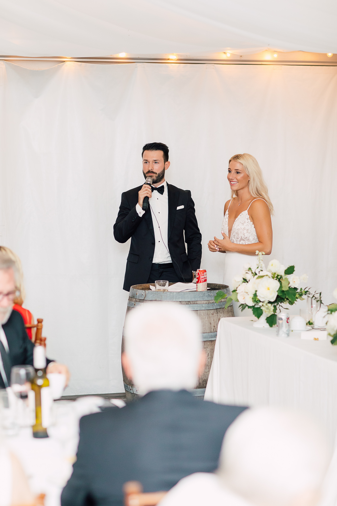 bride groom speech