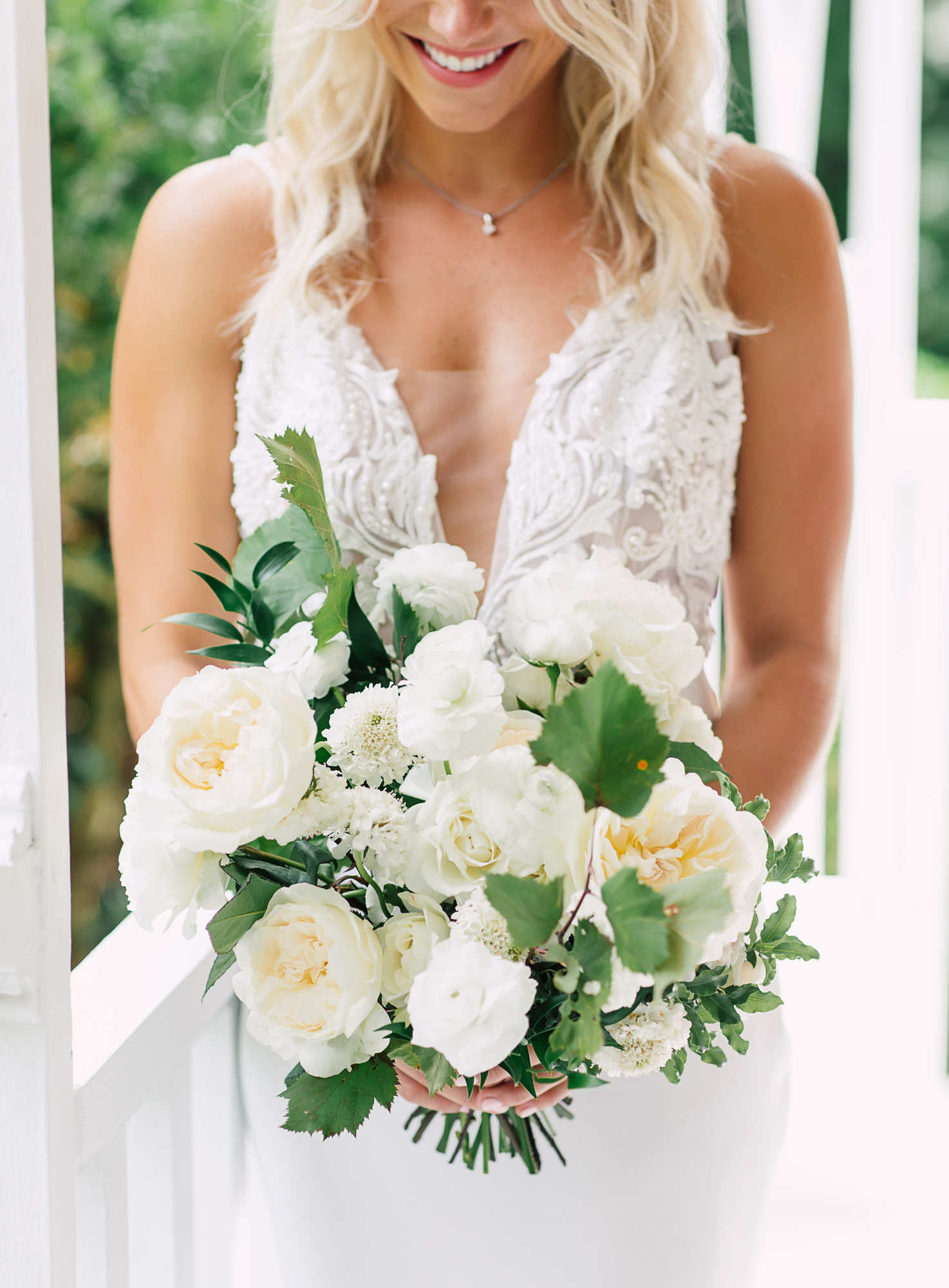 bloom & co wedding bouquet