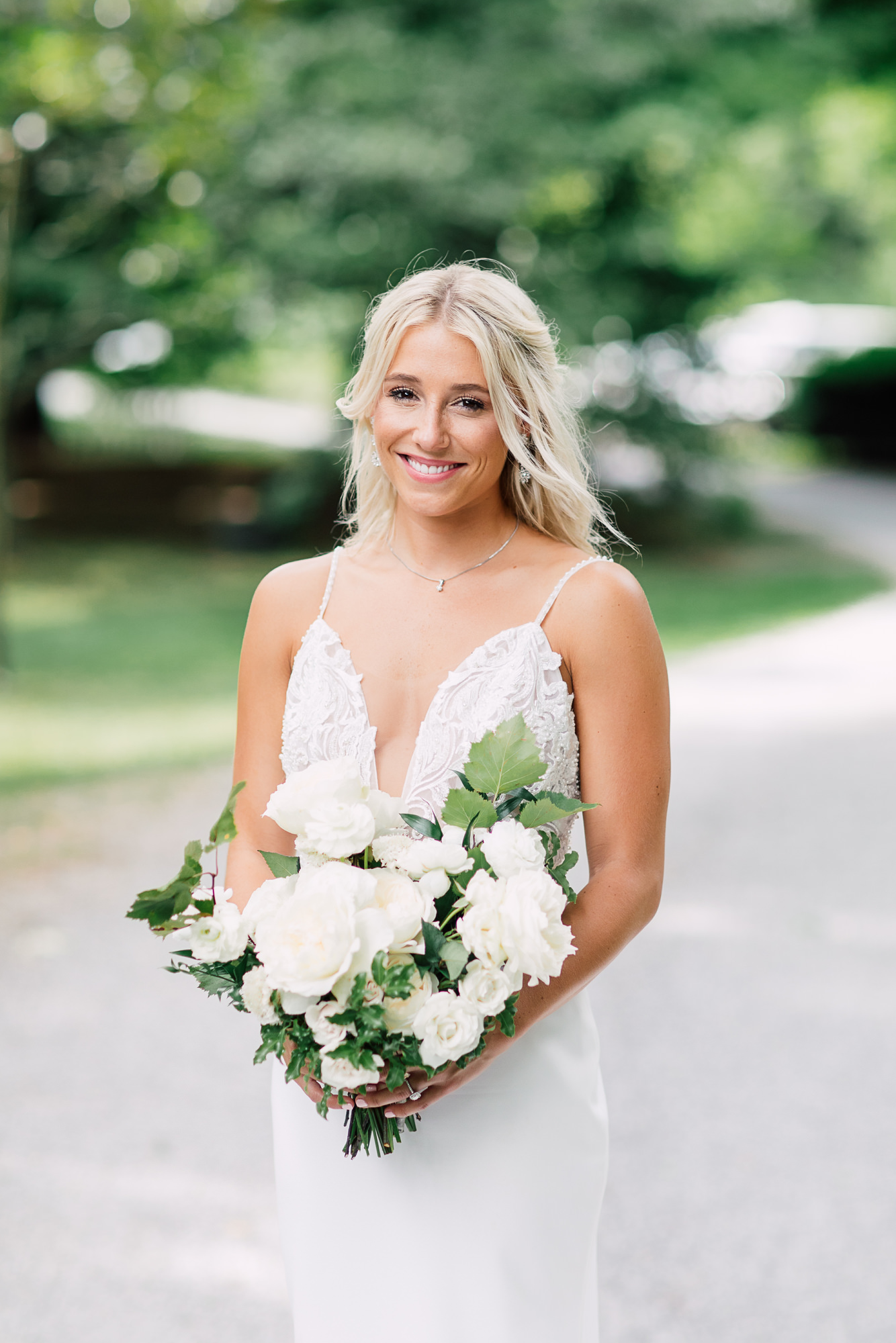 bloom & co bridal bouquet