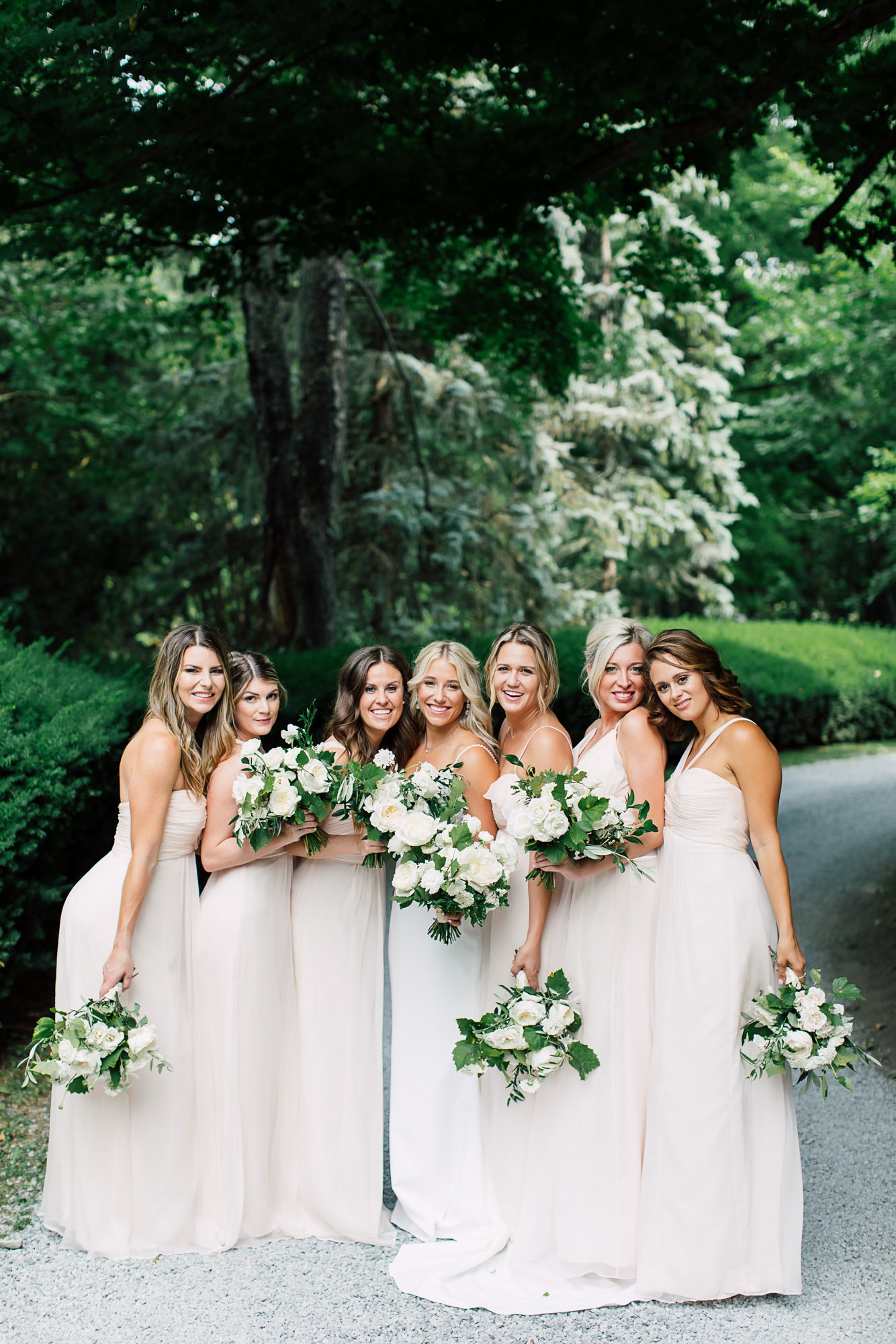 bloom & co bridal bouquets