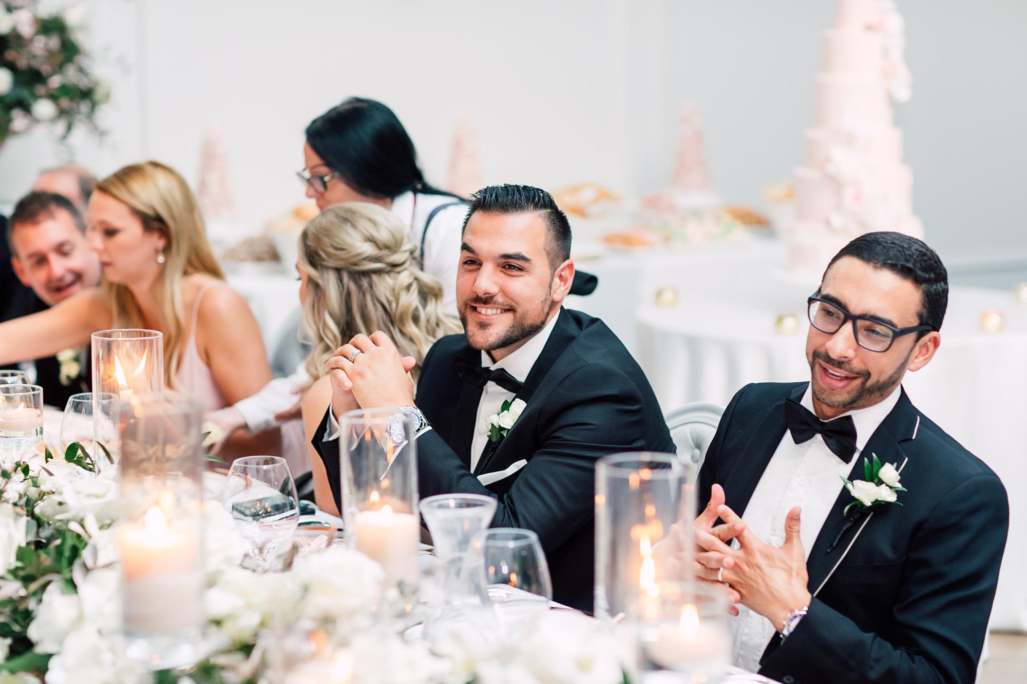 applause wedding reception