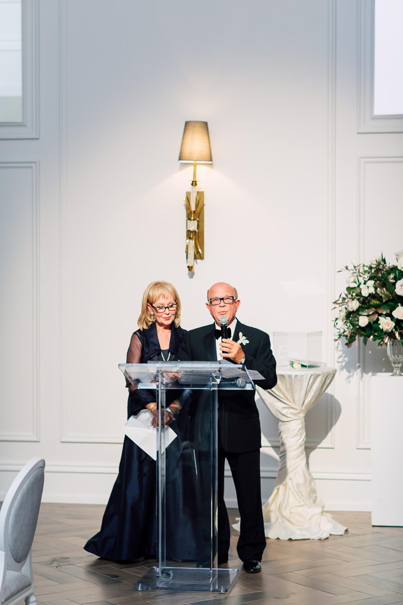 parents of groom speech