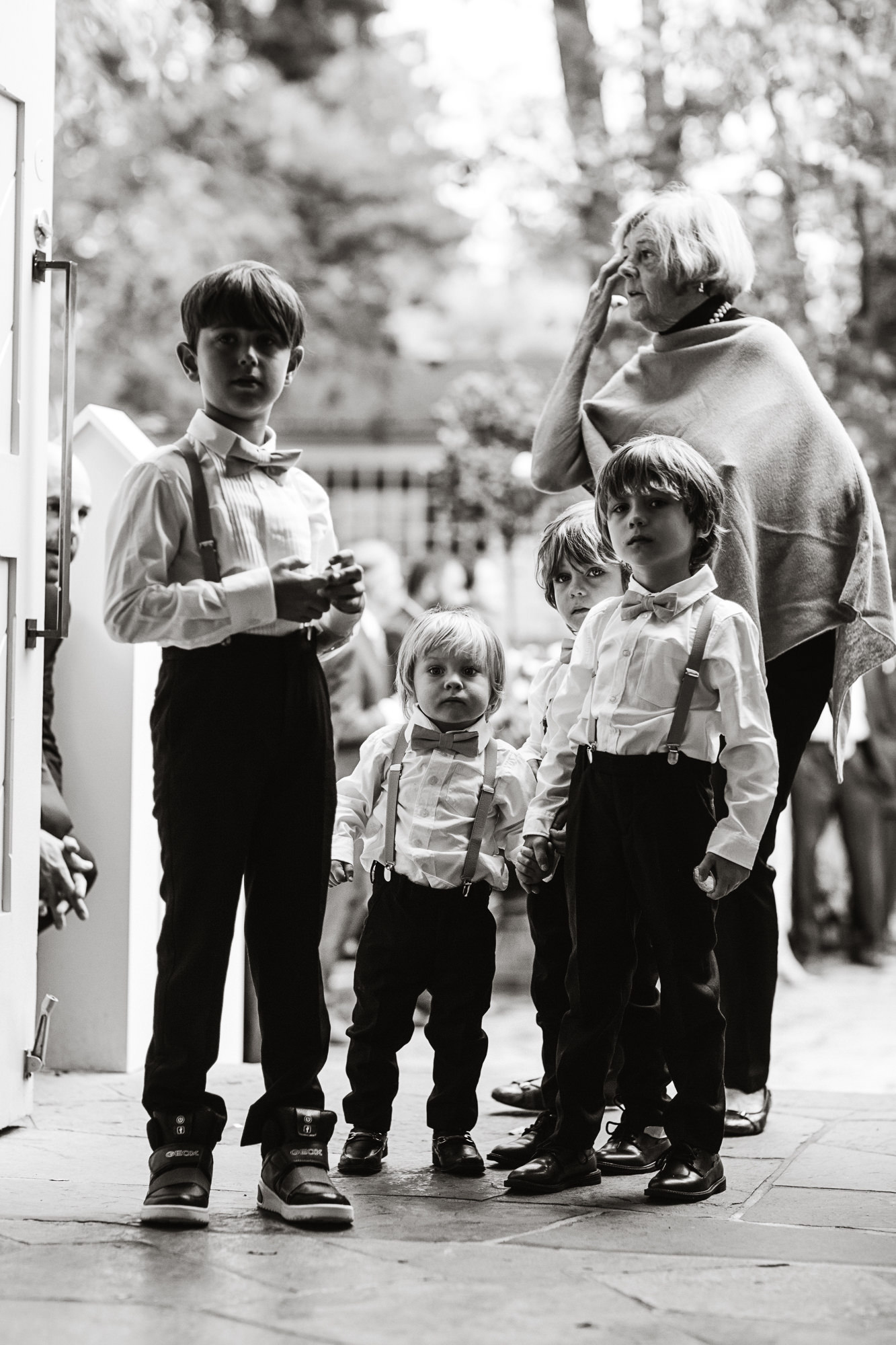 ring bearers creative