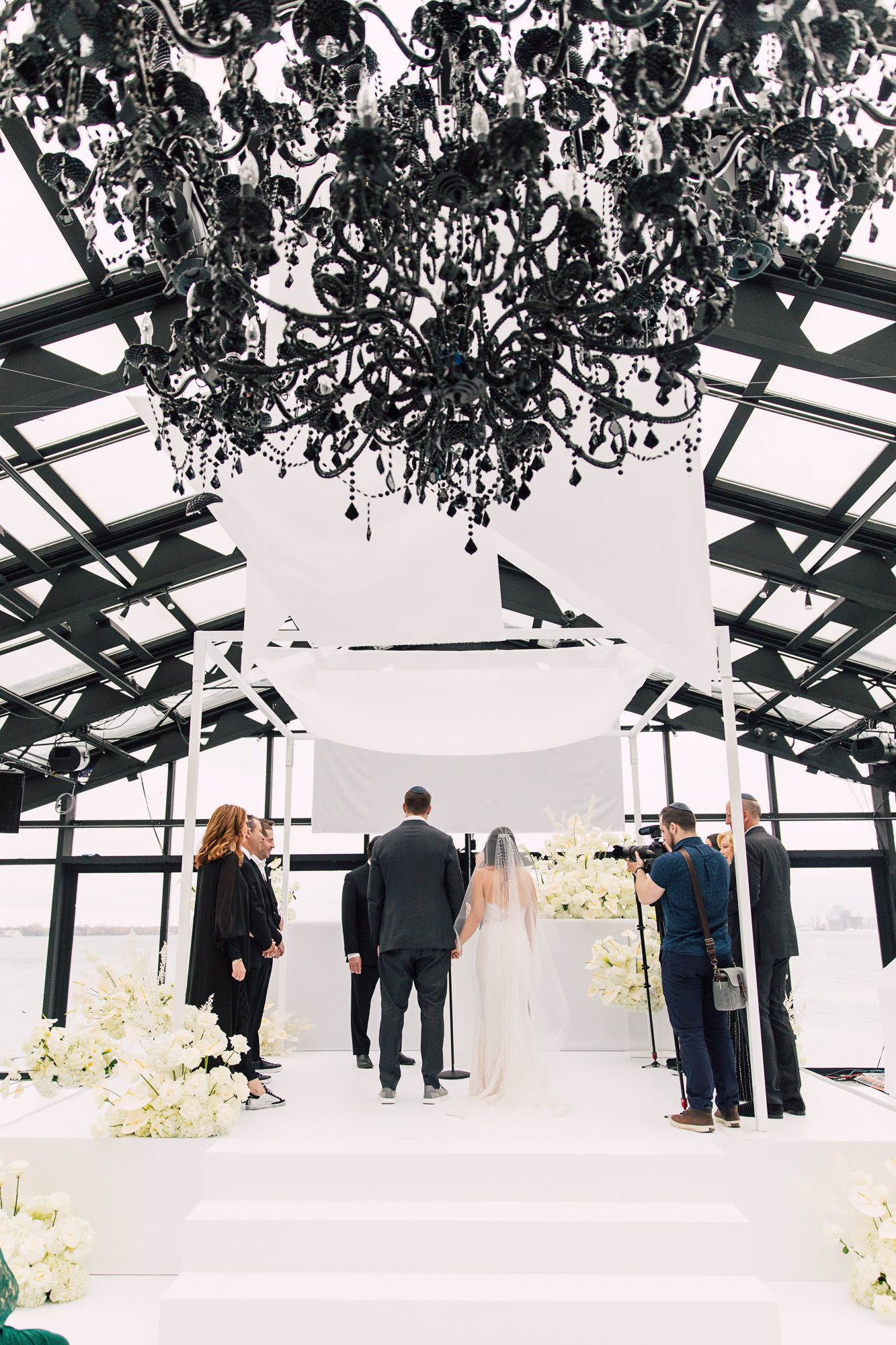 chuppah modern wedding