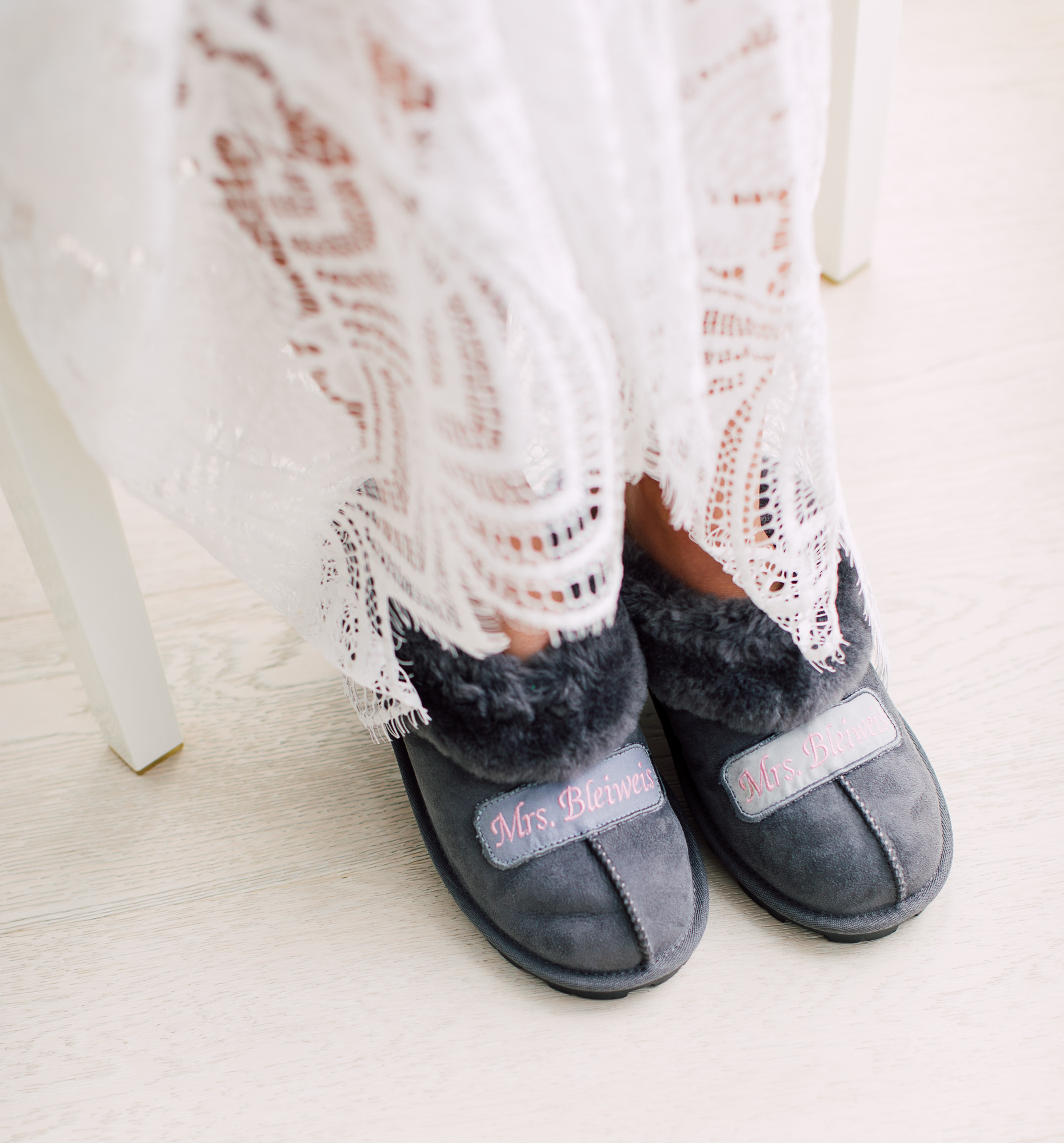custom bride uggs