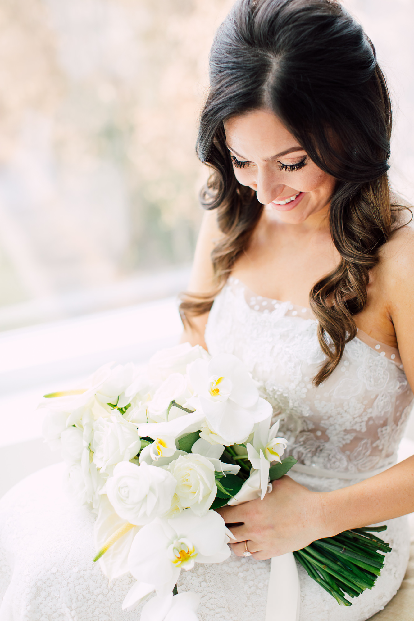 allison kam bridal hair