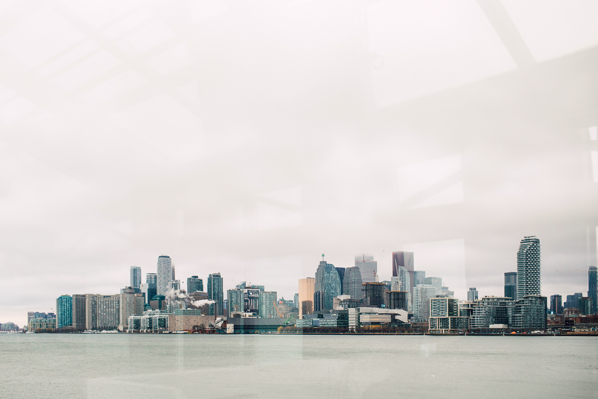 toronto skyline wedding