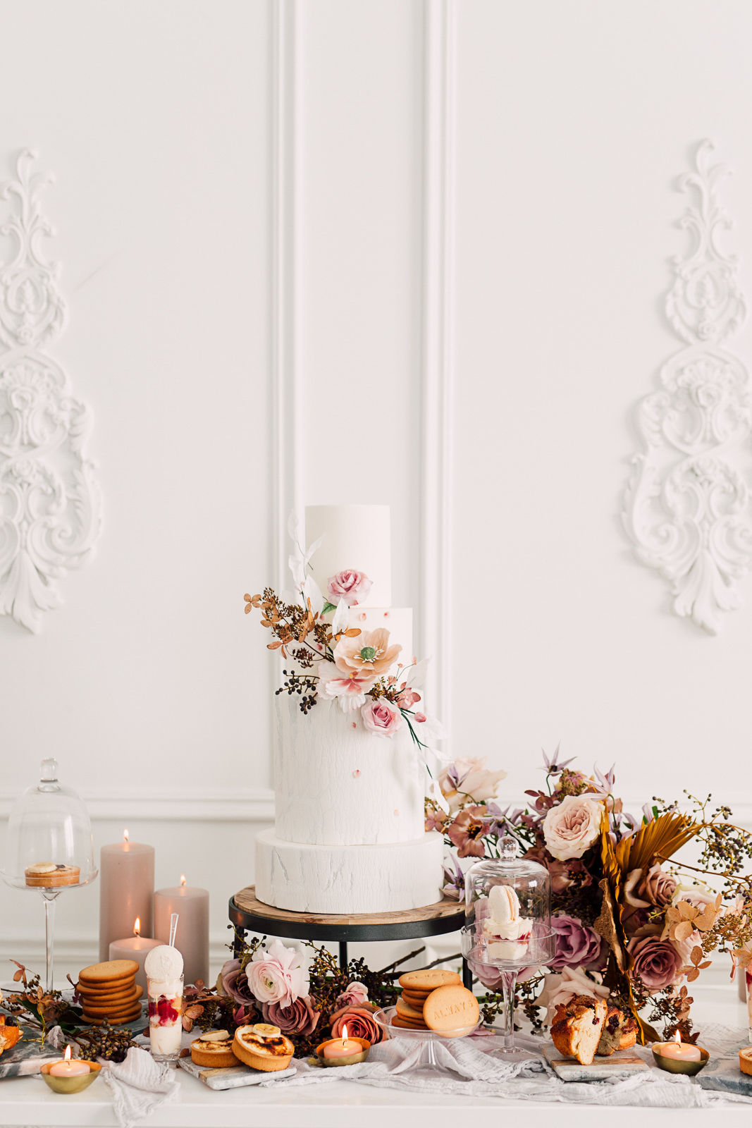 cakelaine wedding cake