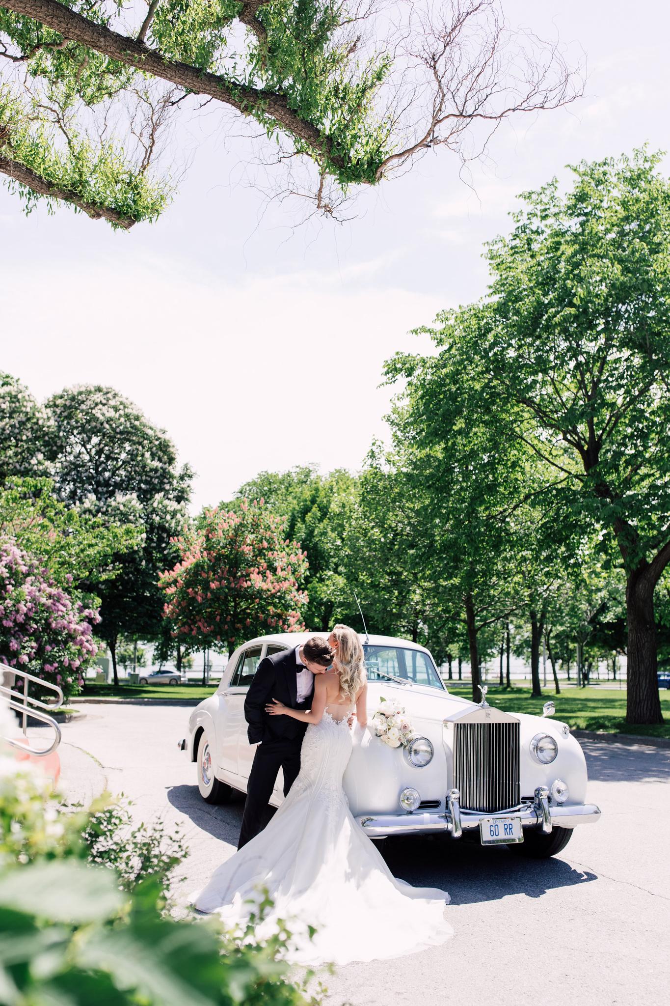 Luxury Tent Wedding