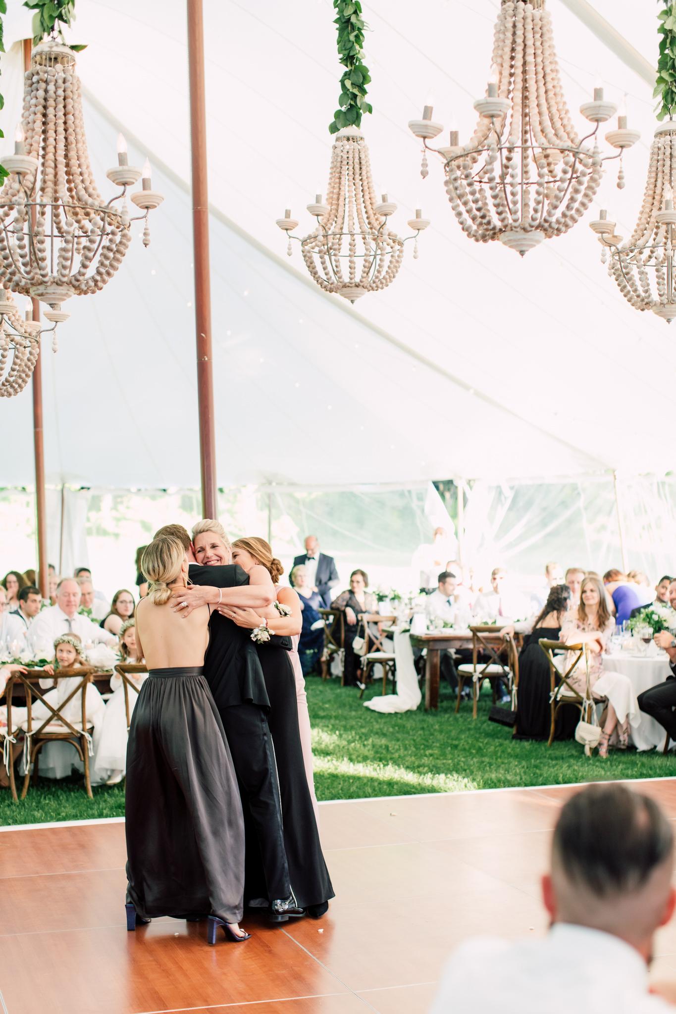 Rustic Tent Wedding Toronto