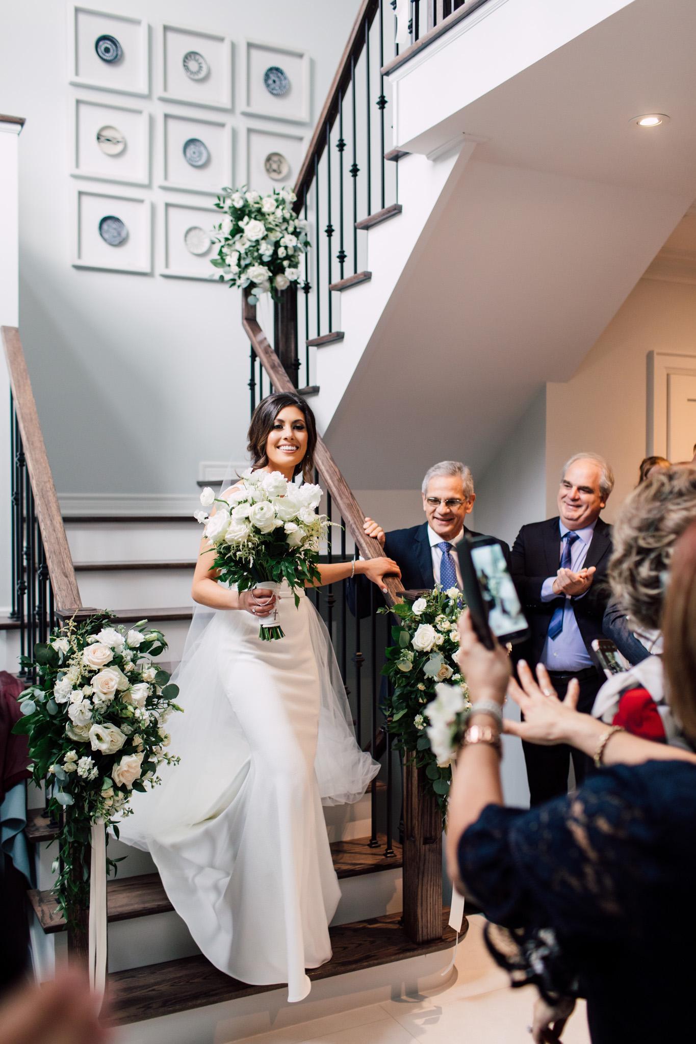 Vaughan Novotel Wedding